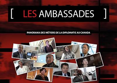 Les ambassades