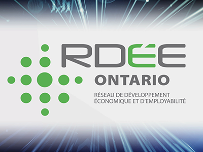 Promo RDÉE Ontario
