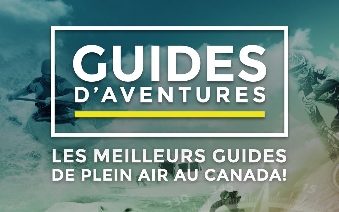 Guides d'aventures – Une 3e saison!