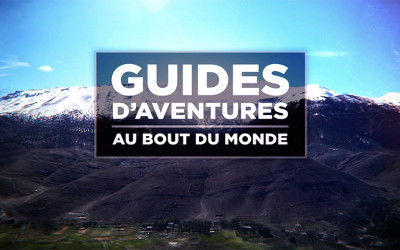 Guides d'aventures – Rediffusion