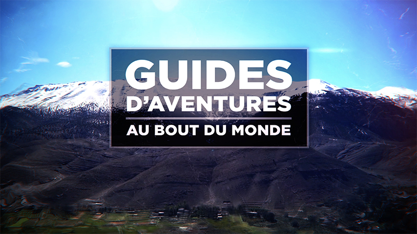 Guides d'aventures IV