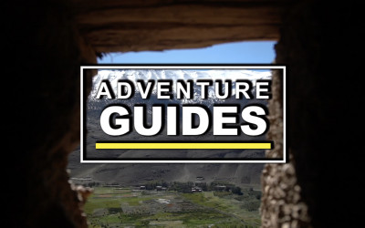 Guides d'aventures – Diffusion internationale